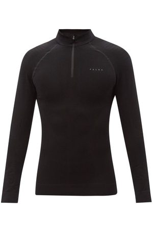 Falke Ess Maximum Warm Technical-jersey Long-sleeved Top - Mens