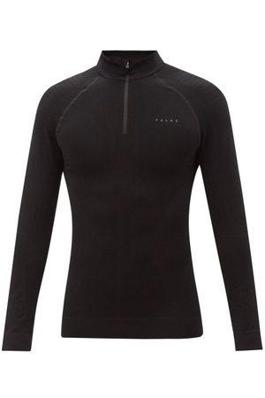Falke Ess Men Long sleeves - Maximum Warm Technical-jersey Long-sleeved Top - Mens