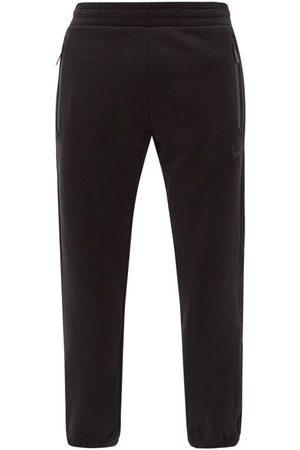 Moncler Logo-patch Jersey Track Pants - Mens