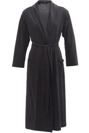 SKIN Carina Organic Pima-cotton Robe - Womens