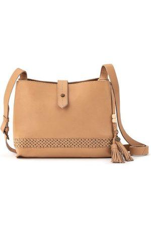 The Sak Vachetta Collection Crossbody Bag