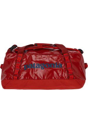 Patagonia Men Travel Bags - Black hole duffel bag 40l HOT EMBER U