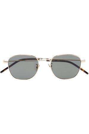 Saint Laurent Men Round - Round frame sunglasses
