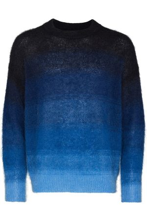 Isabel Marant Ombre knitted sweatshirt