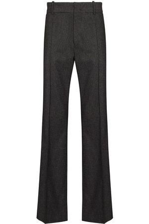 Isabel Marant Men Formal Pants - Hamptony straight-leg trousers - Grey