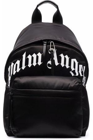Palm Angels Logo-print backpack