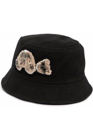 Palm Angels Teddy Bear bucket hat