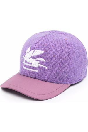 ETRO Knitted logo cap