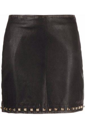 Pinko Women Mini Skirts - Studded mini skirt