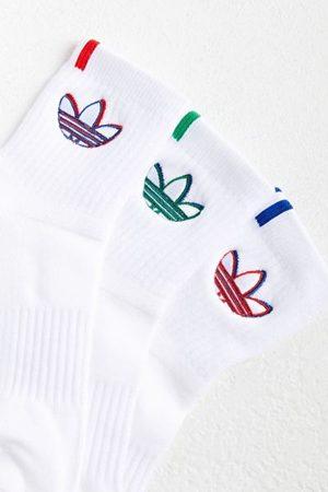 adidas Originals Courtside Quarter Sock 3-Pack