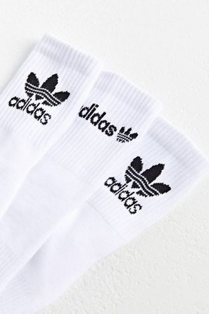 adidas Men Socks - Originals Icon Crew Sock 3-Pack