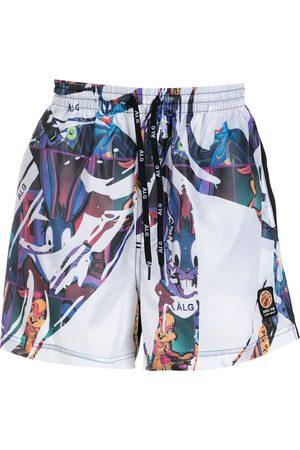 Àlg Bermudas - Correntes nylon shorts
