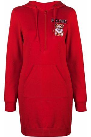 Moschino Teddy Bear hoodie dress