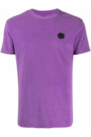 Viktor & Rolf Logo-patch short-sleeve T-shirt