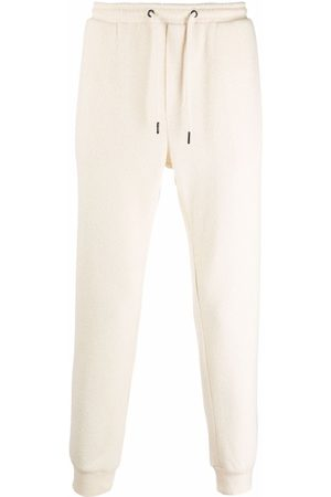 Viktor & Rolf Men Sweatpants - Textured cotton-blend track trousers