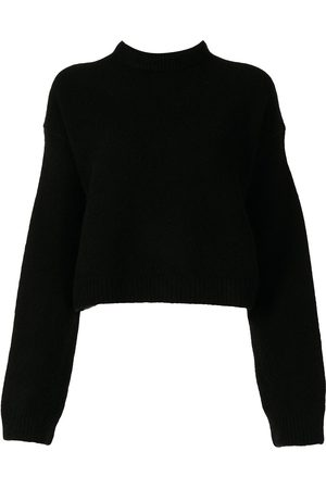 Cashmere In Love Mila cropped fluffy jumper