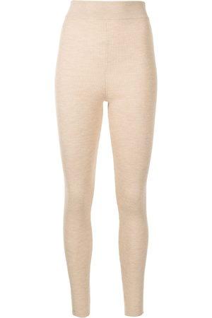 Cashmere In Love Cruz cashmere-knit leggings