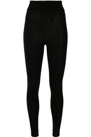 Cashmere In Love Women Leggings - Tonya cashmere-knit leggings