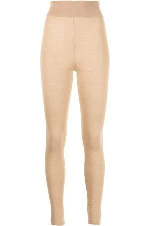 Cashmere In Love Tonya cashmere-knit leggings
