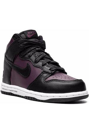 Nike Kids Dunk High sneakers
