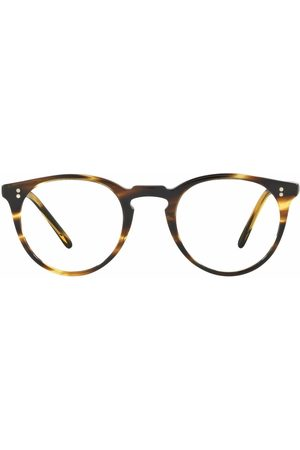 Oliver Peoples O'Malley round-frame glasses