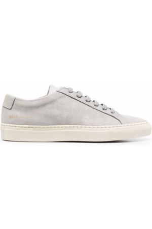 Common Projects Round-toe lace-up sneakers - Grey