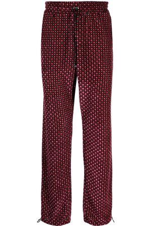 AMIRI Geometric-print trousers