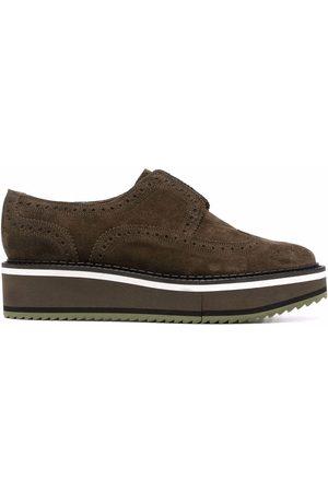 Robert Clergerie Becka platform derby shoes