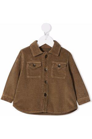 Zhoe & Tobiah Long-sleeve corduroy shirt