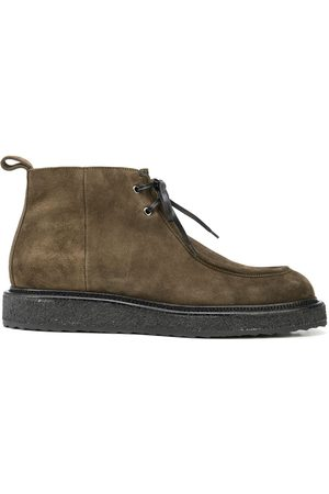 Pierre Hardy Ted suede ankle boots