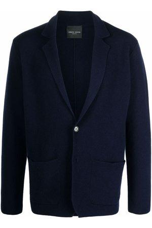Roberto Collina Single-breasted blazer