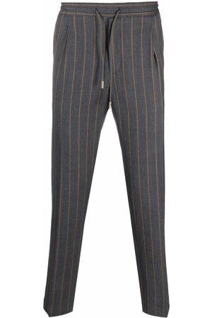 Briglia 1949 Wimbledon stripe-print trousers