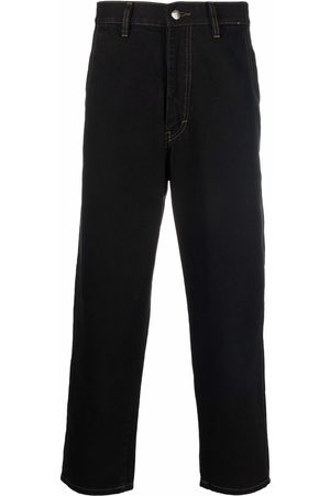 SOCIÉTÉ ANONYME Straight - Ginza cropped straight-leg jeans