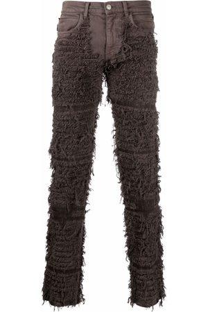 1017 ALYX 9SM Frayed slim-fit jeans