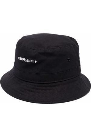 Carhartt Logo-embroidered cotton bucket hat