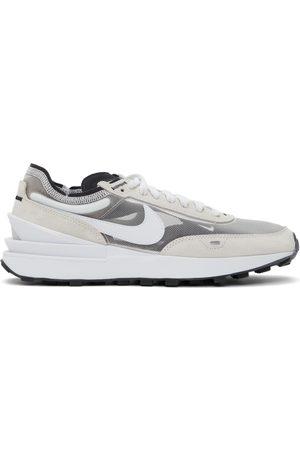 Nike Women Sneakers - White Waffle One Sneakers