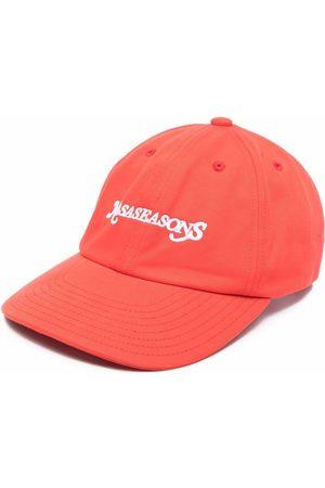 Nasaseasons Men Caps - Logo embroidered cap