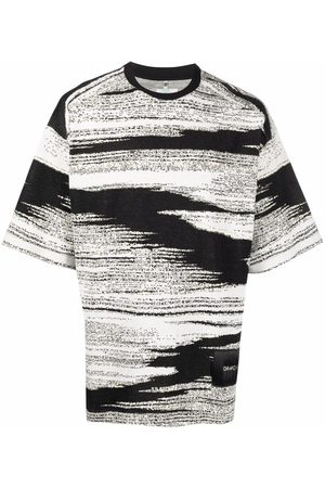 OAMC Men T-shirts - Abstract pattern print T-shirt