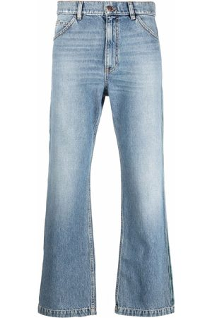 ERL Washed straight-leg jeans