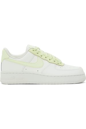Nike Women Sneakers - White Air Force 1 '07 Sneakers