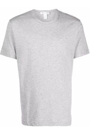Comme des Garçons Men Short Sleeve - Round neck short-sleeved T-shirt - Grey
