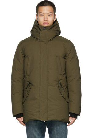 Mackage Khaki Down Edward 2-In-1 Coat