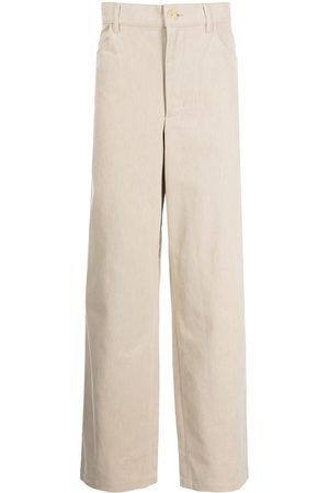 Jacquemus Le Picchu cargo trousers - Neutrals