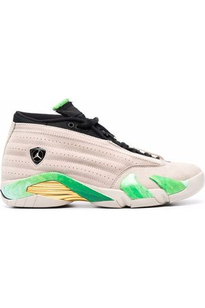 Nike X Jordan Aleali May Air sneakers - Grey