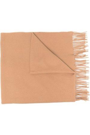 Moncler Logo-patch scarf