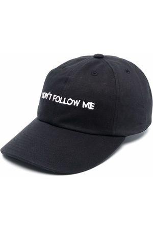 Nasaseasons Slogan embroidered cap