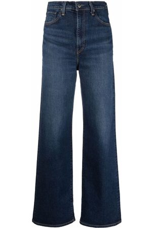 Levi's: Made & Crafted High waisted flared jeans