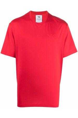 Y-3 Short-sleeve cotton T-shirt