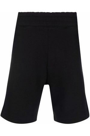 Vivienne Westwood Slim-fit organic cotton track shorts