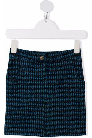 INFANTIUM VICTORIA Patterned mini skirt